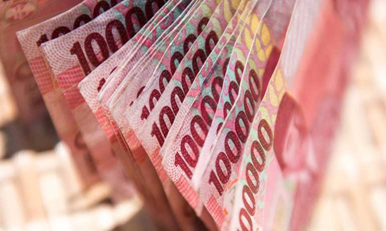 Rupiah weakens as most Asian currencies strengthen against US dollar