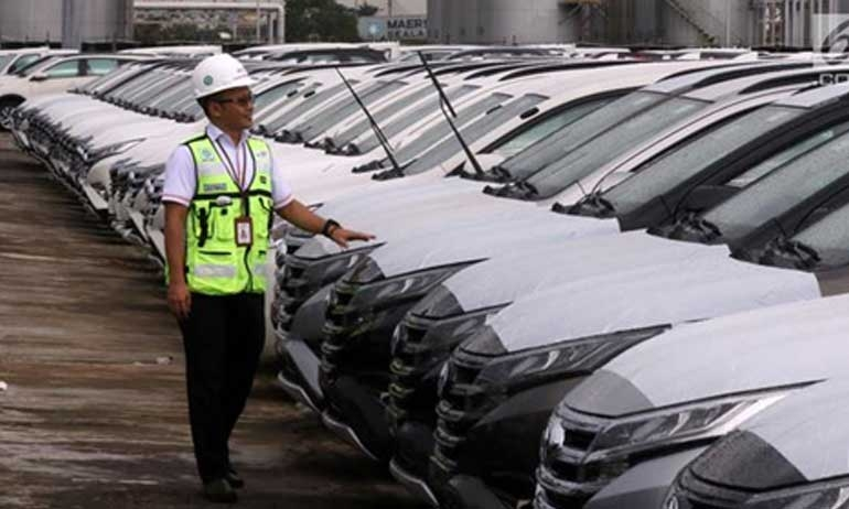 The Automotive Sector is the Largest Contributor of Indonesian Product Exports